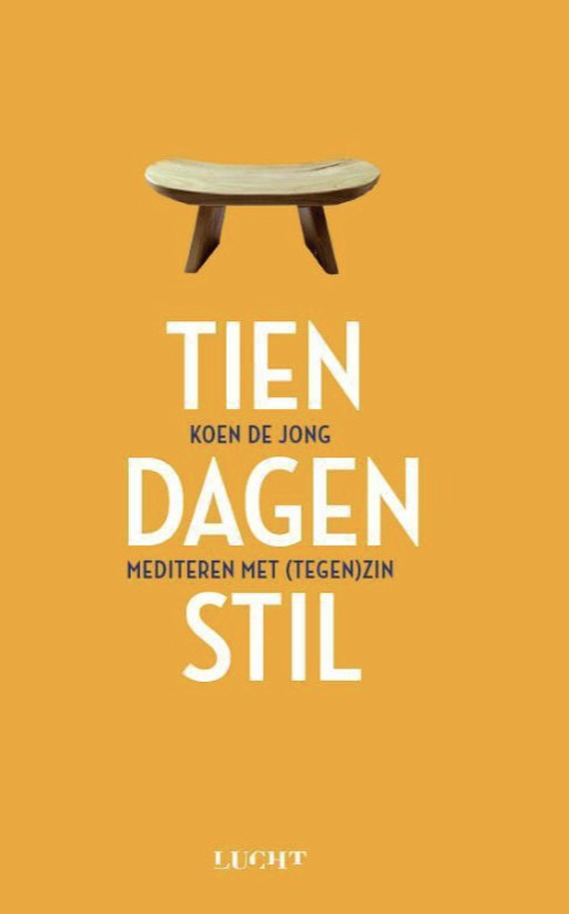 Boek 10 dagen stil - Back in Action Podcast